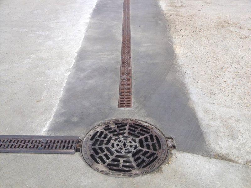 Felszíni vízelvezetés